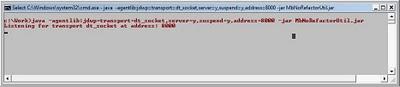 4-Run Application in Debug Mode