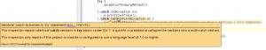 Java 7 Multiple Catch Blocks