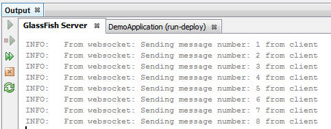 WebSocket Support in Java EE 7