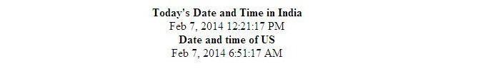 JSTL Formating fmt:timeZone Tag