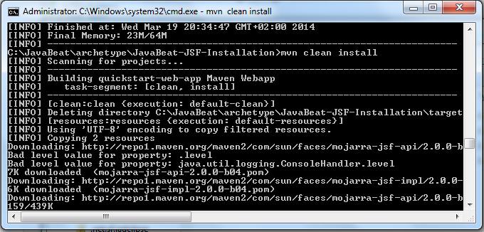 Installing Dependencies By Maven