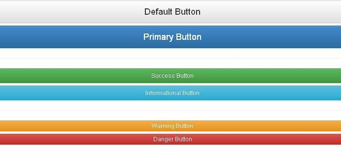 Extra Small Buttons Example