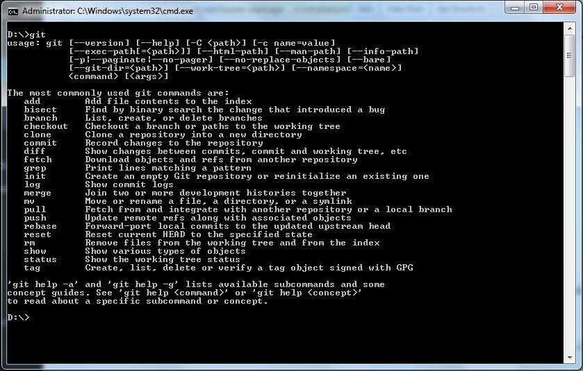 Git - Command Line