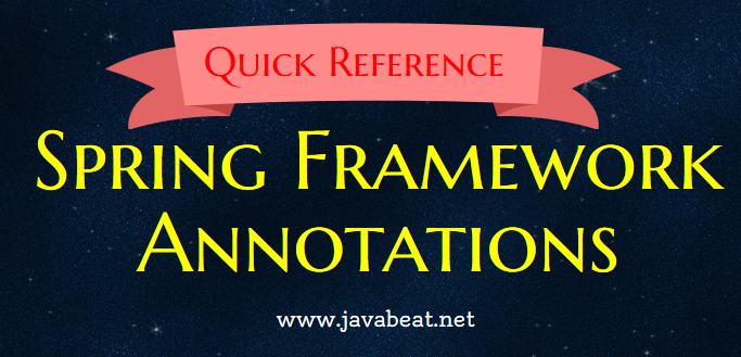 Reference annotations