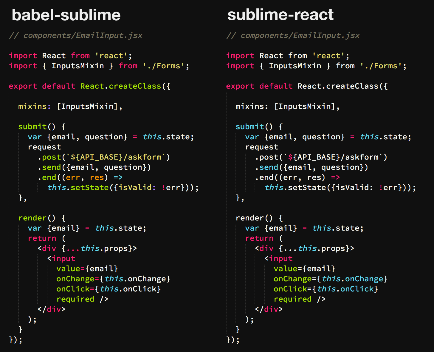 Being Oriented to the Sublime Text Plugins for JavaScript Developers