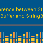 StringBuffer vs. StringBuilder: Understanding Java Strings