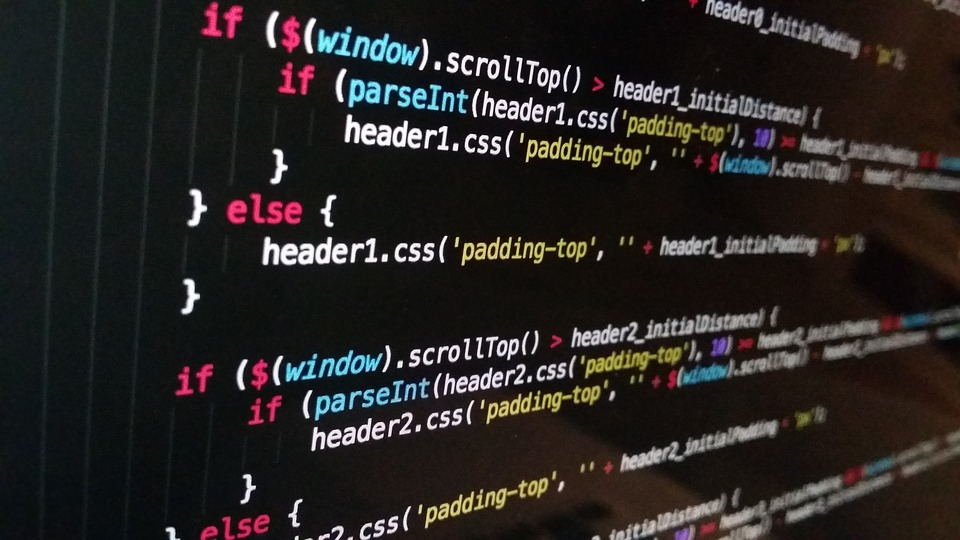 easiest programming language in computer screen